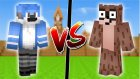 Mordecai Set Vs Rigby Set (Minecraft)