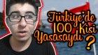 Türkiye Nüfusu 100 Kişi Olsaydı ?