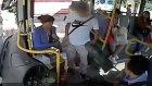 Usta Yankesici Otobüste Yakayı Ele Verdi