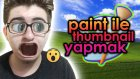 Windows Paint ile Thumbnail Yapmak !  ?