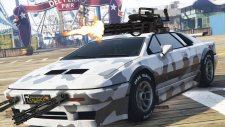 2.000.000$ Yeni Minigun Araba (Gta 5 Dlc)