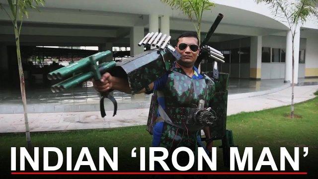 Hindistanın Demir Adamı