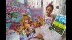 Barbie Dergi  Açtık, Barbie İçin Elbise Hazırlayacağımız Hediyesine Bayıldık
