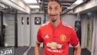 Zlatan Ibrahimovic 10 numarayı giyecek