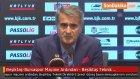 Beşiktaş-Bursaspor Maçının Ardından - Beşiktaş Teknik Direktörü Güneş (1)