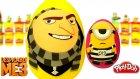 Çılgın Hırsız 3 Sürpriz Yumurta Oyun Hamuru - Num Noms Oyuncak MLP Emoji