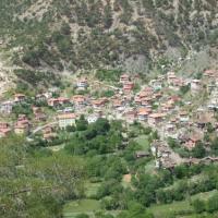 Çorum KargiSaraycık Köyü Kanalı
