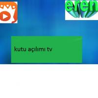 kutu acılımı Tv Kanalı