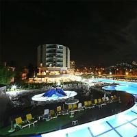 Hedef Beach Resort  Spa Hotel Kanalı