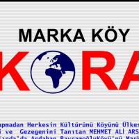 MarkaKöy Kora Ardahan Bayramoğlu Köyü Kanalı